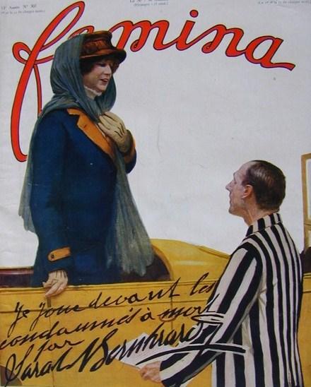 Fémina 1er novembre 1913 SIMONT