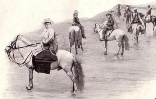 14- JDL Thibet 1908 - Carvane