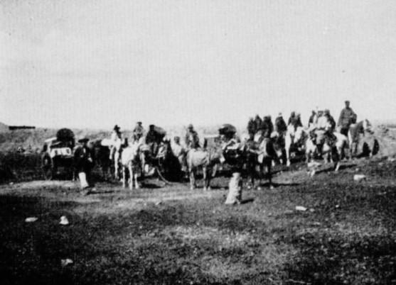 6- Caravane de Lesdain 1902