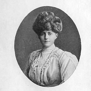 Mabel de Lesdain, née Bailey, Comtesse de Lesdain