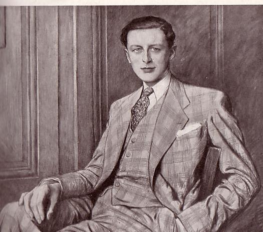 Portrait de Denis Baschet (1941)