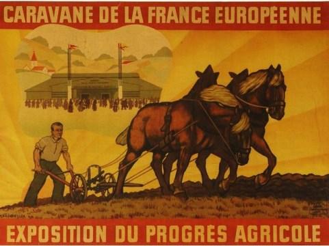Caravane France européenne