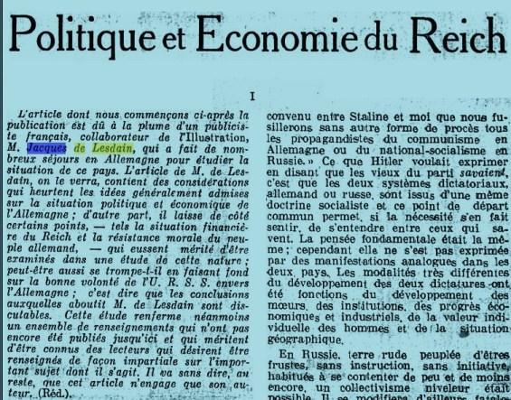 Gazette de Lausanne  (1)