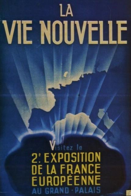 21- Affiche France européenne