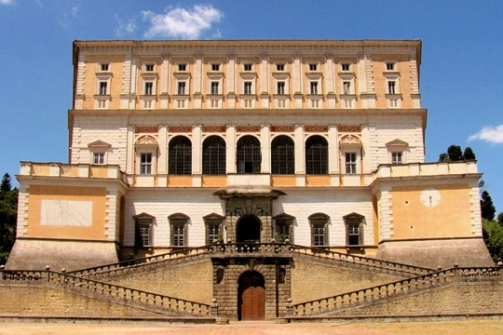 Palais Farnèse ambassade de France à Rome