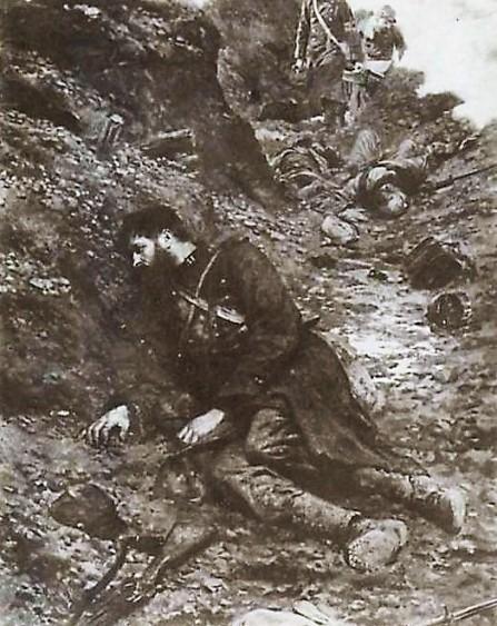 SIMONT Le sacrifice
