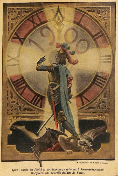 SIMONT 1900, année du Jubilé