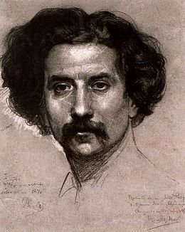 Ramon marti alsina autoprtraite 1870