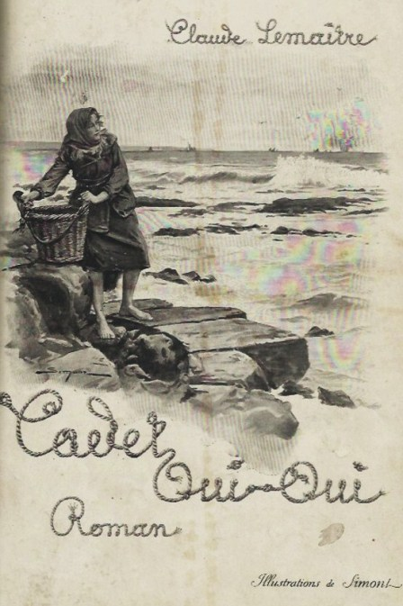 SIMONT Cadet Oui oui roman 1904