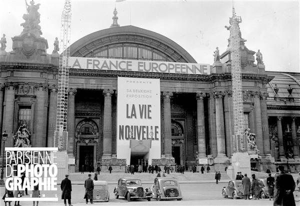 Exposition Vie Nouvelle Grand Palais avril 1942