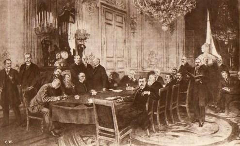 SIMONT 15 Cabinet Briand 1915