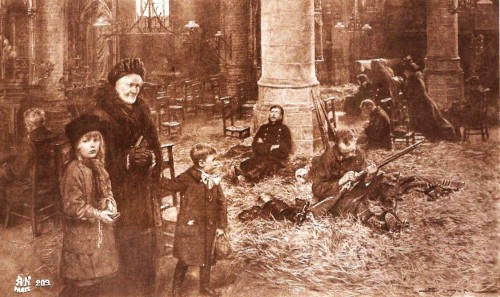 SIMONT Dans une église belge (2)