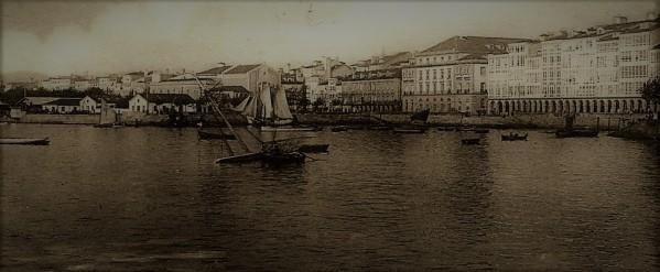 La Corogne 1900