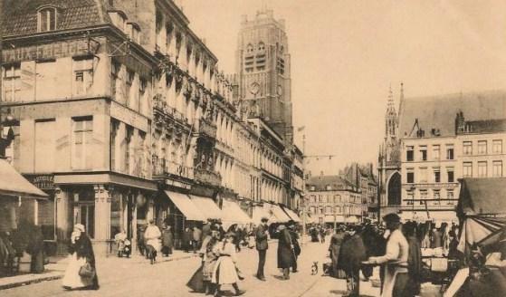 Dunkerque vers 1900