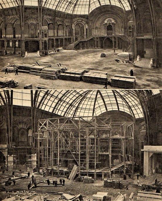 F.E. Construction théâtre