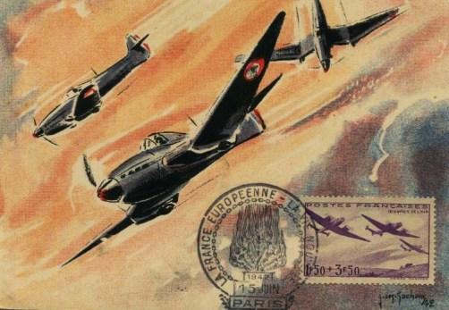 France européenne 15 juin 1942