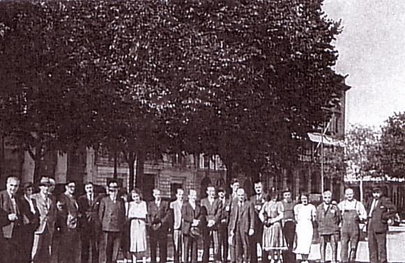Bordeaux exode 1940