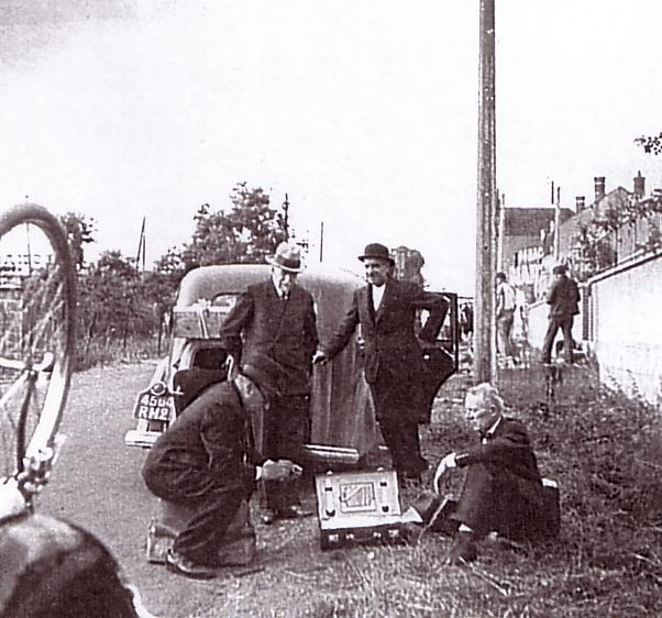 Baschet exode 1940