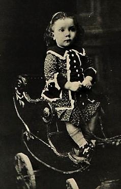 José Simont enfant