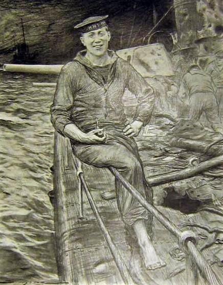 SIMONT Retour de destroyer 1917 (2)