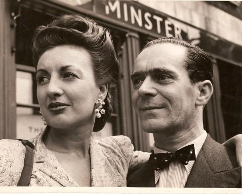 Claude mattli et Joseph Mattli