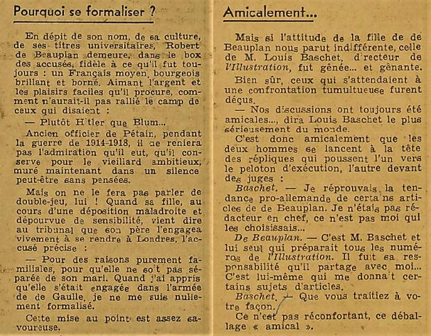 Les Lettres Françaises RDB 1 décembre 1945