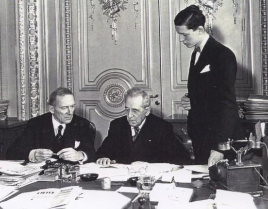 Louis, René et Denis BASCHET (1939)