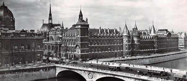 Palais de jutice de Paris
