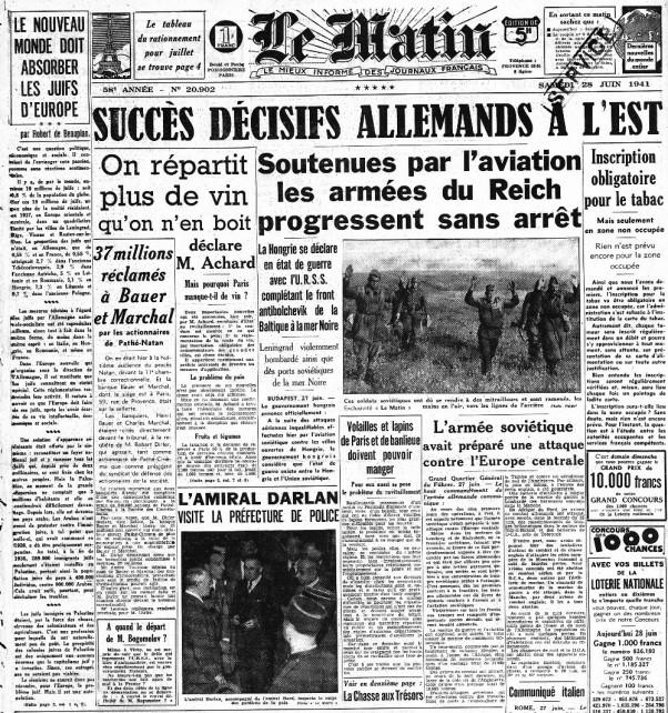 RDB 2 28 juin 1941