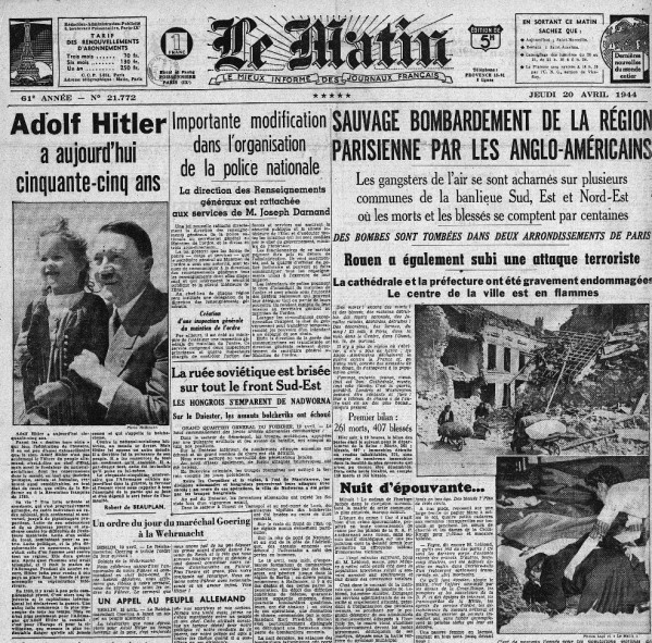 RDB 7 20 avril 1944