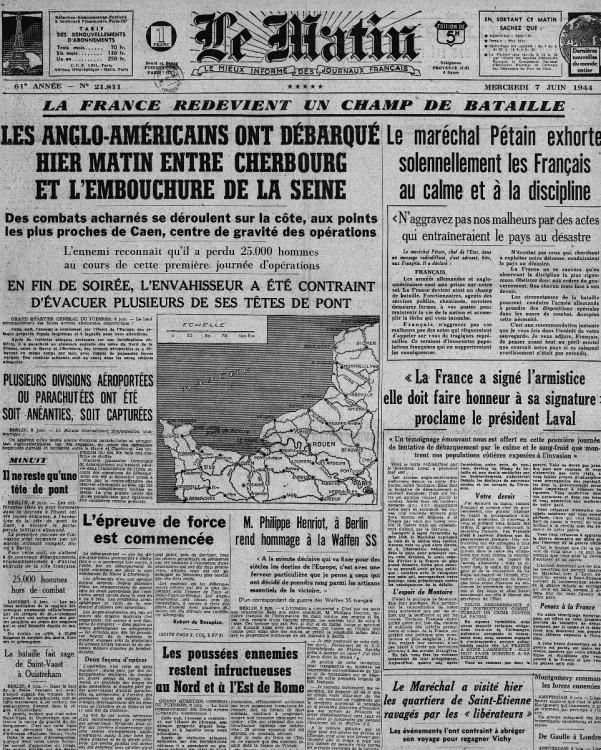 RDB 9 7 juin 1944