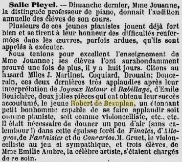 RDB L'Europe artiste 13 mars 1892