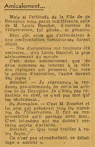 RDB Procès Lettres fraçaise 1 12 1945 Suite 2