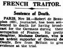 The West Australian (Perth) 29 Novembre 1945