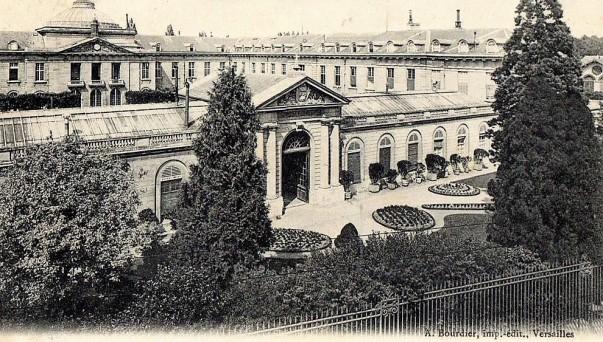 Versailles hôital